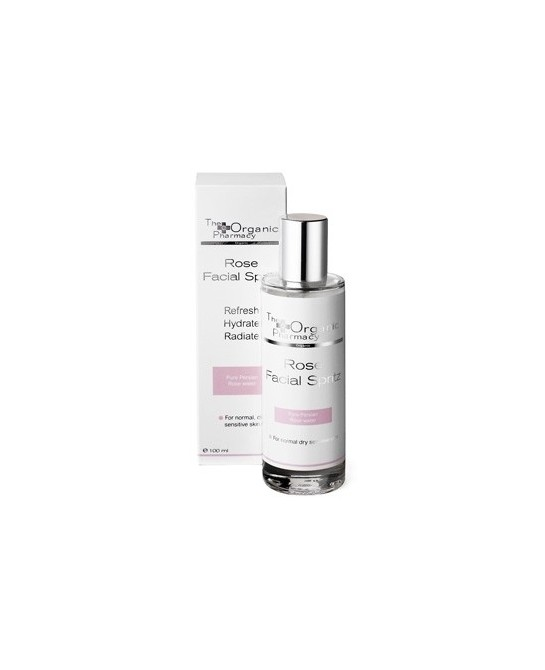 THE ORGANIC PHARMACY ROSE FACIAL CLEASING GEL 100ML