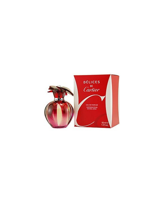 CARTIER DELICES DE CARTIER EDP 50ML VAPORIZADOR