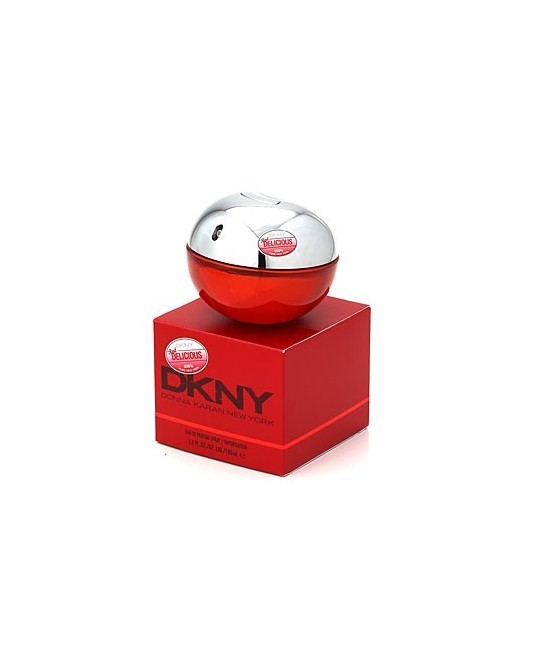 DKNY RED DELICIOUS EDP MUJER 100ML VAPORIZADOR