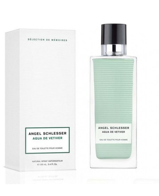ANGEL SCHLESSER AGUA DE VETIVER POUR HOMME 50 ML EDT VAPO