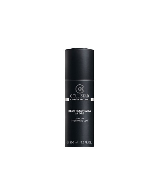 COLLISTAR UOMO 24 HOUR FRESHNESS DEO  VAPO 100ML