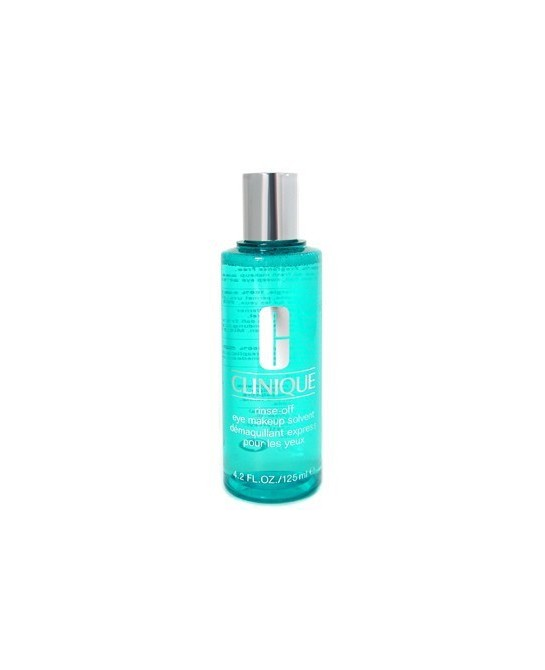 CLINIQUE RINSE OFF EYE MAKEUP SOLVENT DEMAQUILLANT 125ML