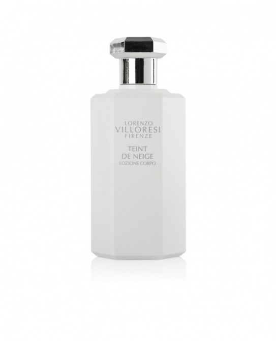 LORENZO VILLORESI TEINT DE NEIGE BODY LOTION 250ML