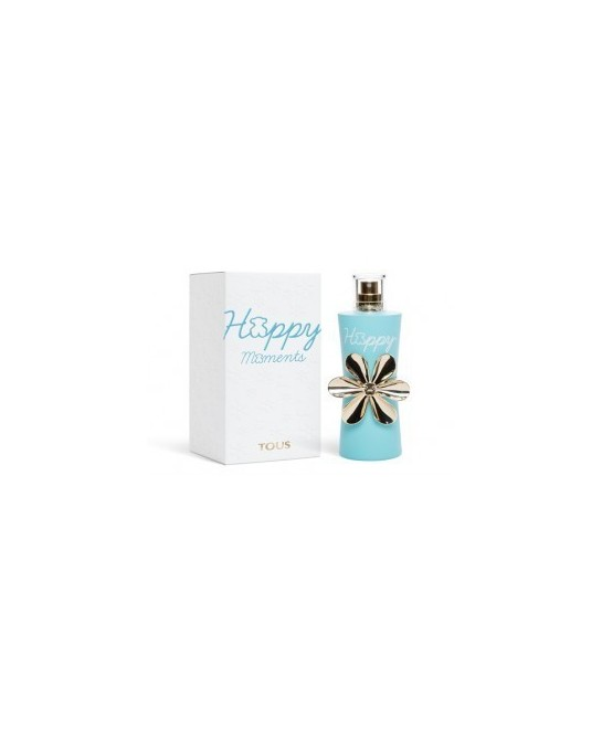 TOUS HAPPY MOMENTS EDT MUJER 90ML VAPORIZADOR