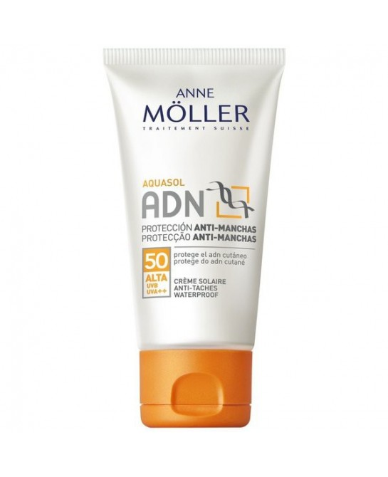 ANNE MOLLER AQUASOL ADN CREME SOLAILE ANTI-TACHES SPF50 50ML
