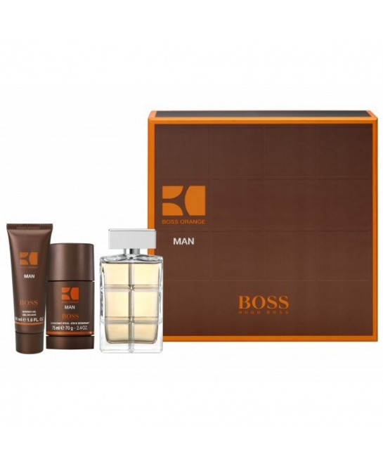 HUGO BOSS ORANGE LOTE 3 PZ