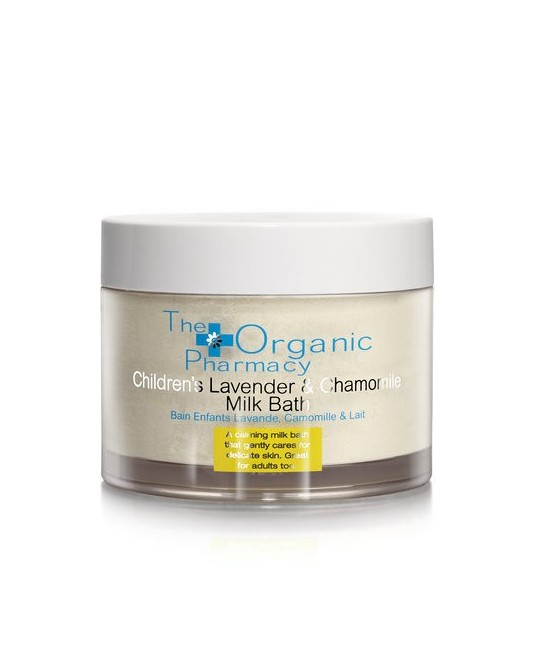 THE ORGANIC PHARMACY CHILDRENS LAVANDER &CHAMOMILE MILK...