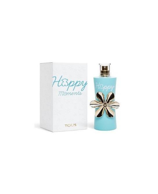 TOUS HAPPY MOMENTS EDT MUJER 50ML VAPORIZADOR