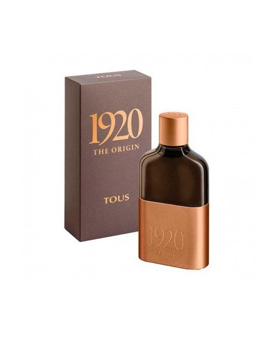 TOUS 1920 THE ORIGIN EDP 100ML VAPORIZADOR