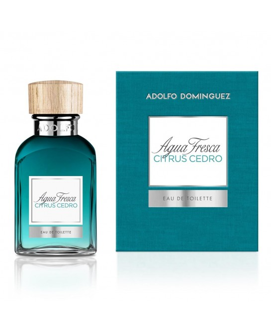 ADOLFO DOMINGUEZ AGUA FRESCA CITRUS CEDRO EDT 60 ML...