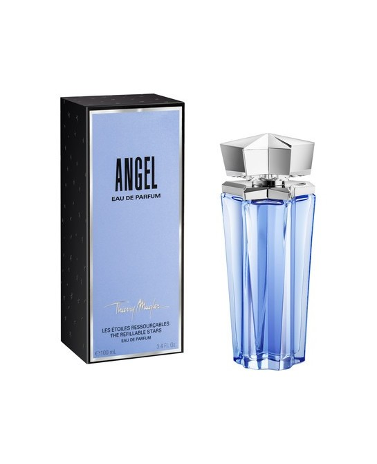 THIERRY MUGLER ANGEL EDP MUJER 100ML VAPORIZADOR RELLENABLE