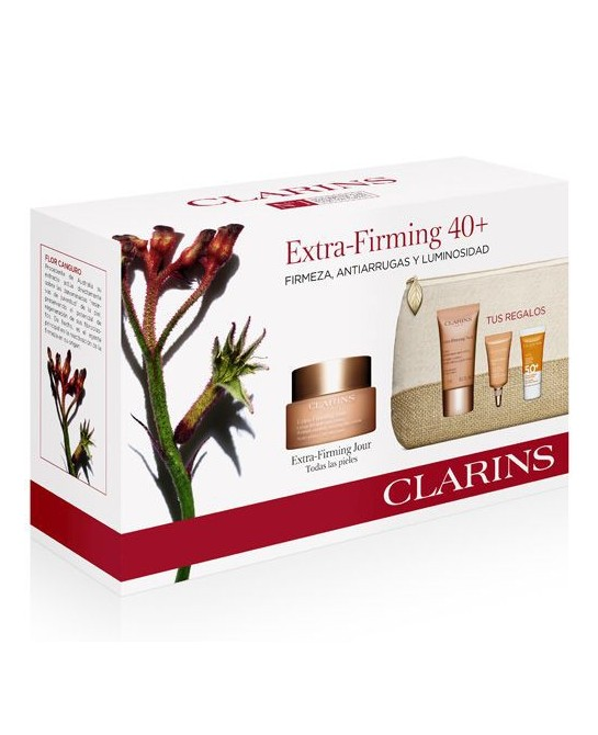 CLARINS EXTRA FIRMING COFRE CREMA DIA PS 4PZ