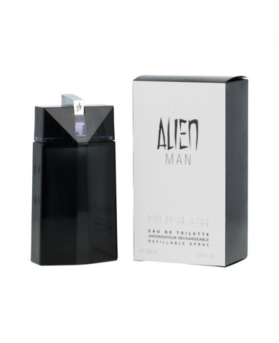 THIERRY MUGLER ALIEN MAN EDT 100ML VAPO RECARGABLE