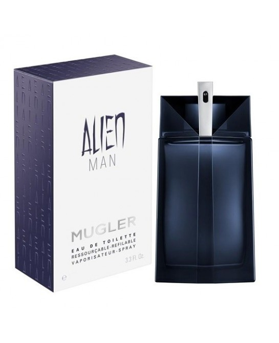 THIERRY MUGLER ALIEN MAN EDT 50ML VAPO RECARGABLE