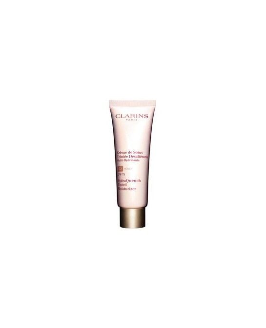 CLARINS CREMA MULTI-HIDRATANTE COLOR SPF 15 - 02 HONEY 50 ML