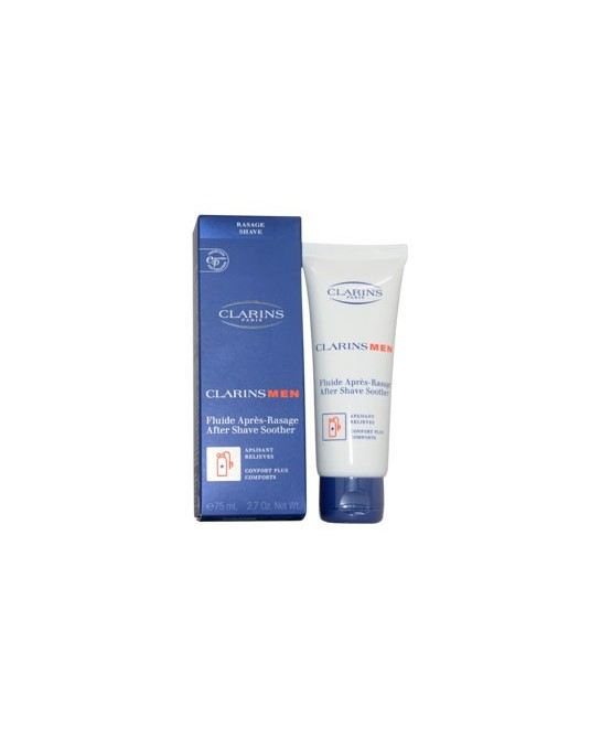 CLARINS MEN FLUIDO AFTER SHAVE 75 ML.