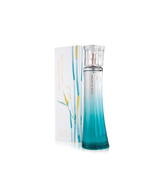 ADOLFO DOMINGUEZ BAMBU AQUA WOMAN EDT 50ML VAPORIZADOR
