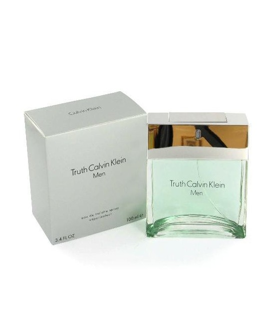 CALVIN KLEIN TRUTH MEN EDT 100ML VAPORIZADOR