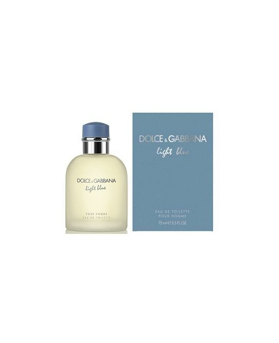 DOLCE&GABBANA LIGHT BLUE HOMBRE 40ML VAPORIZADOR