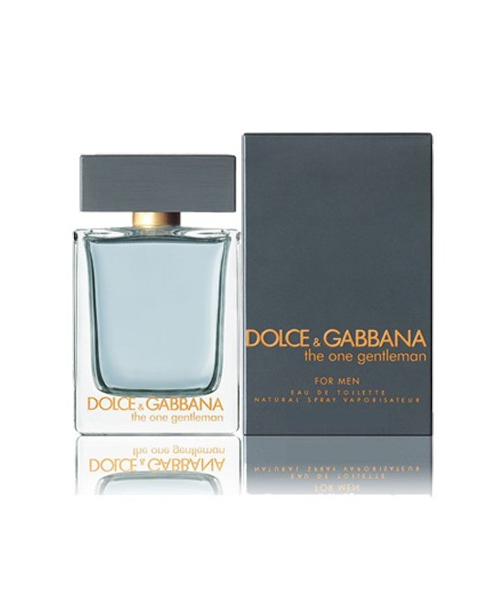 DOLCE&GABBANA THE ONE GENTLEMAN EDT 50 ML VAPORIZADOR