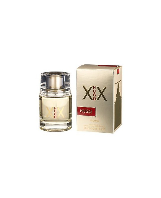 HUGO BOSS HUGO XX WOMAN EDT MUJER 100ML VAPORIZADOR