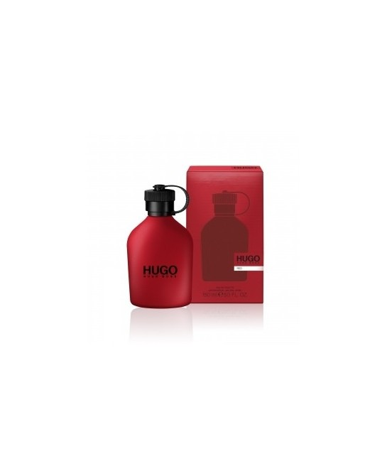 HUGO BOSS HUGO RED EDT 150ML VAPORIZADOR