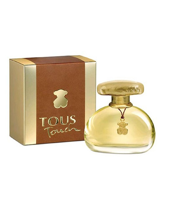 TOUS TOUCH MUJER EDT 100ML VAPORIZADOR