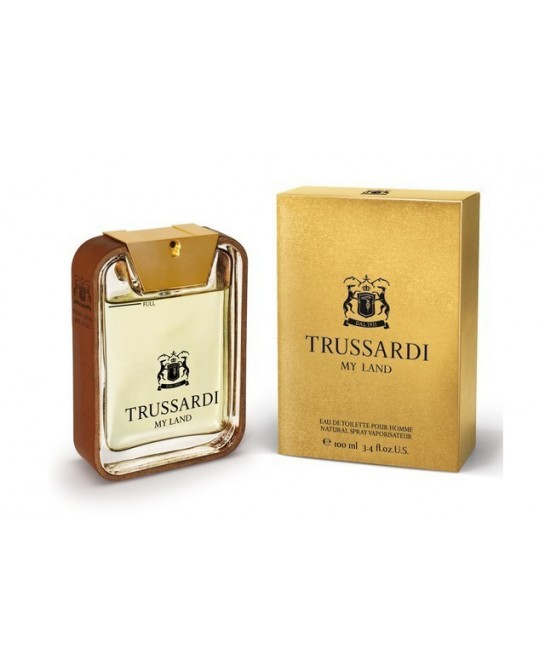 TRUSSARDI MY LAND EDT 100ML VAPORIZADOR