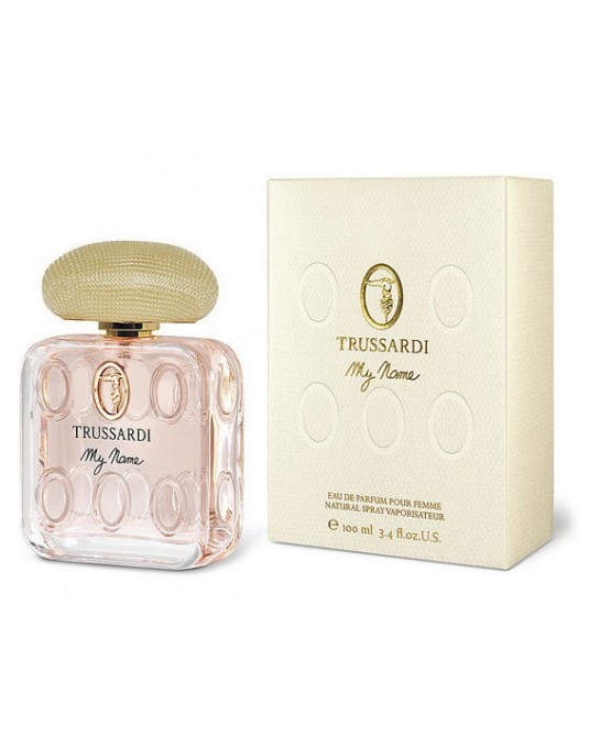 TRUSSARDI MY NAME EDP 100ML VAPO